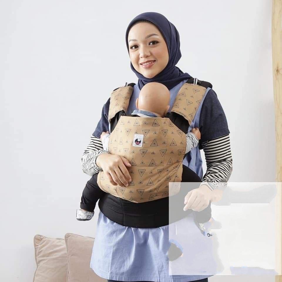 NaNa SSC Ergonomics Baby Carrier – STANDARD SIZE (Tulah)