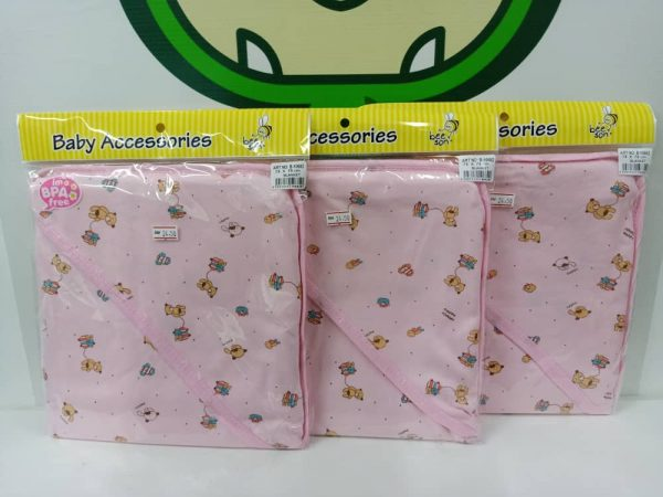 10682 BEESON COTTON BABY BLANKET