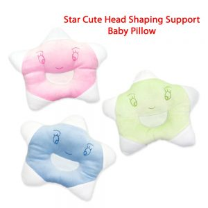 10674 BeeSon Baby Pillow STAR